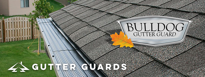 we also offer the bulldog gutter guard system that keeps debris such as leaves and pine needles and animals from hornets to birds from clogging your - Gutter Guard Reviews